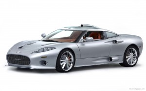 Download Splendid Spyker C8 Car Hd Wallpaper