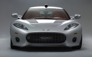 Download Stunning Spyker C8 Car Hd Wallpaper