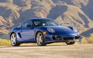 Download Thrilling Porsche Cayman Hd Wallpaper
