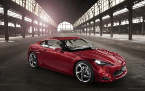 Download Toyota Ft 86 Classic Car Hd Wallpaper