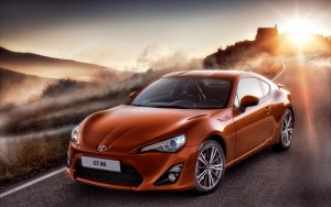 Download Toyota GT86 Car FoggyDusk HdWallpaper
