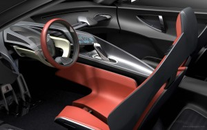 Download Toyota Stylish Interior Hd Wallpaper