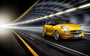 Download Vauxhall Adam SuperSonic Hd Wallpaper