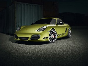 Download Vintage Porsche Cayman 3D HdWallpaper
