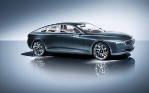 Download Volvo Stunning Gleam Car Hd Wallpaper