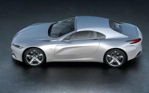 Download Lush Peugeot SR1 Car  Wallpaper