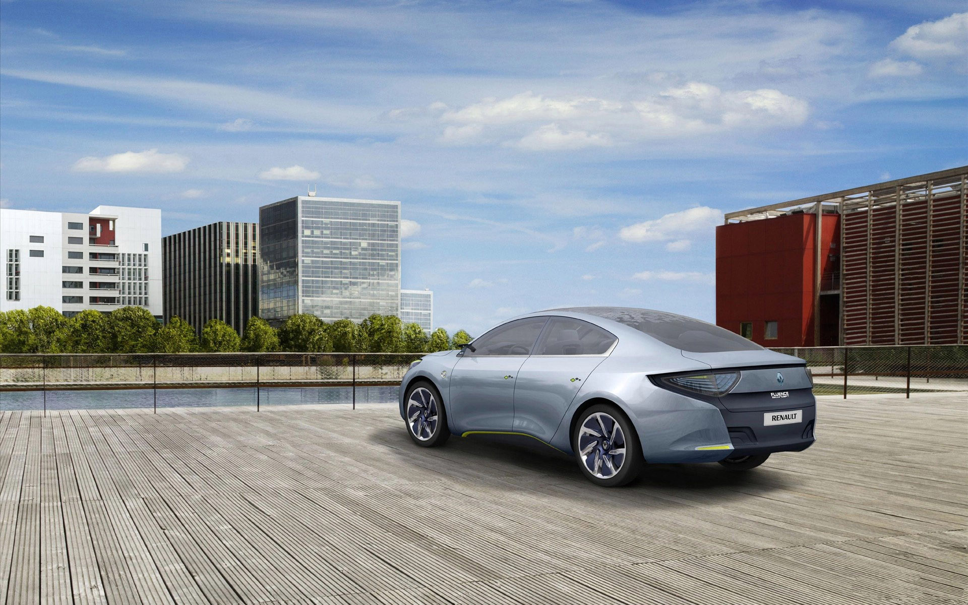 download Renault Fluence Stunnic Hd Wallpapers