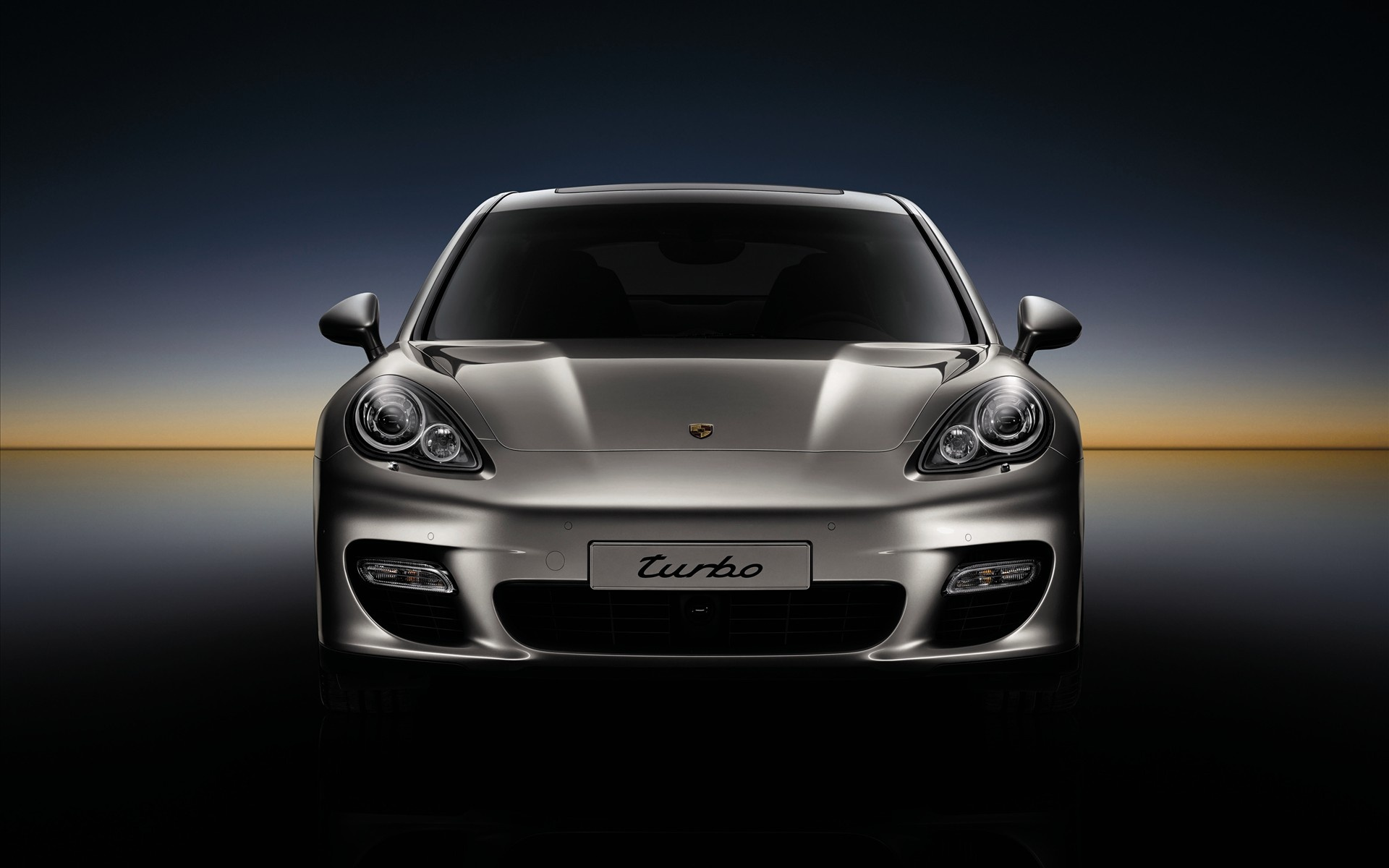 download Stunnic Panamera Turbo Hd Wallpaper