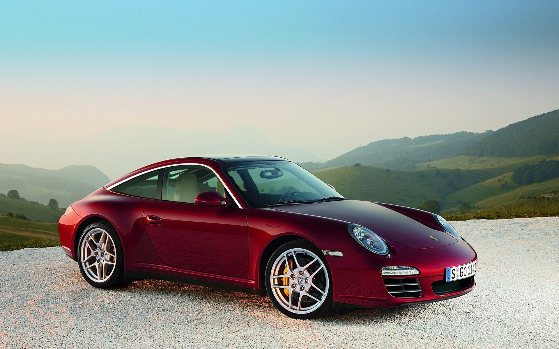 download Stunning Porsche Targa Hd Wallpaper