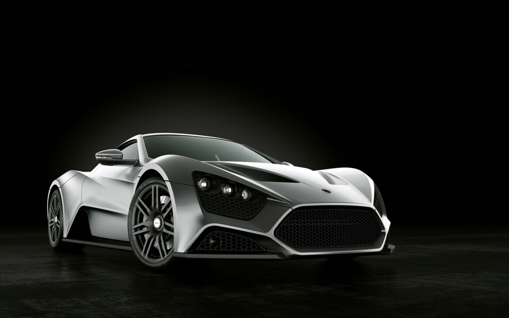 download Zenvo Devon 3D Car Eye Hd Wallpaper