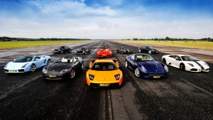 PRofessional Sports Cars wallpaper