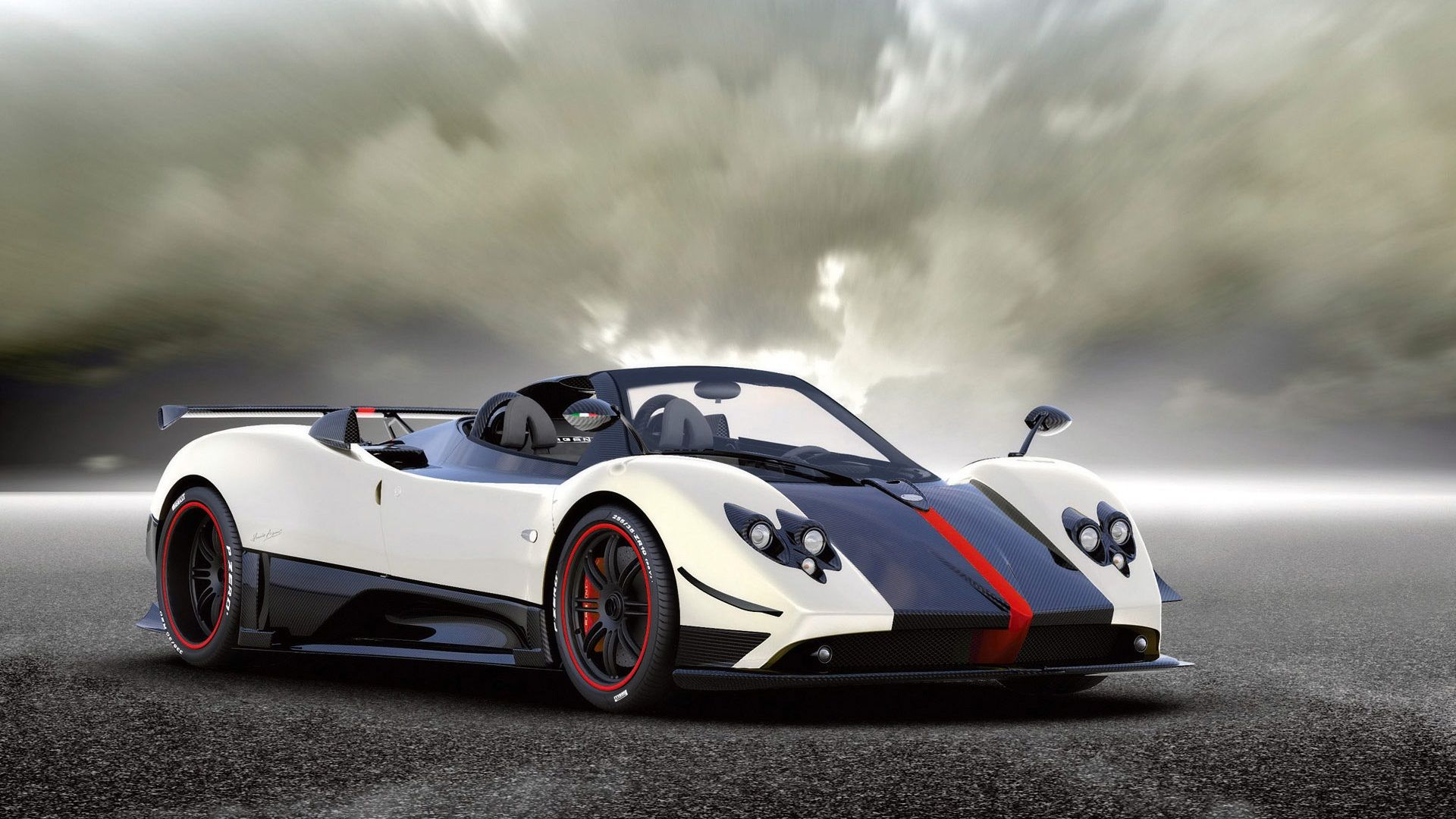 download Pagani CAR HD Wallpaper