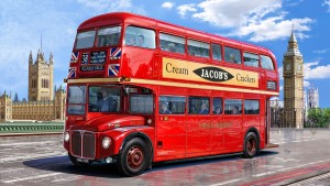 download London Double Daker Bus