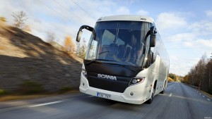 download Scania Touring Bus