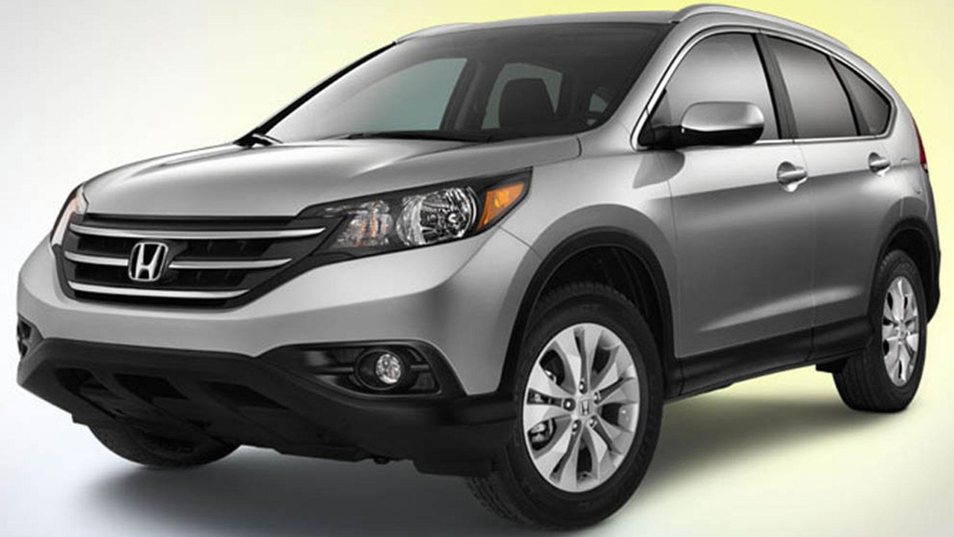 download 2015-Honda CR V Spy Car