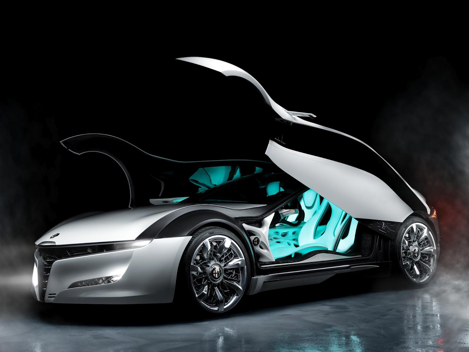 download Alfa Romeo Pandion Concept Car