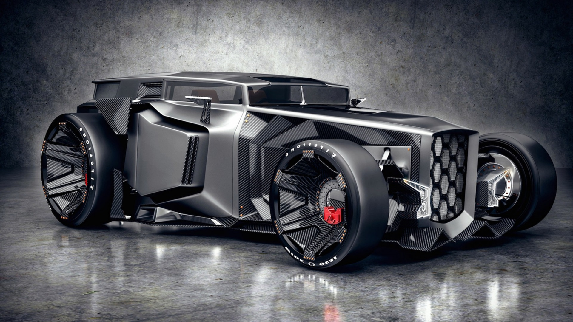 download Lamborghini Rat Rod Concept-Picture