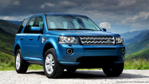 download Land Rover Widescreen Wallpapers