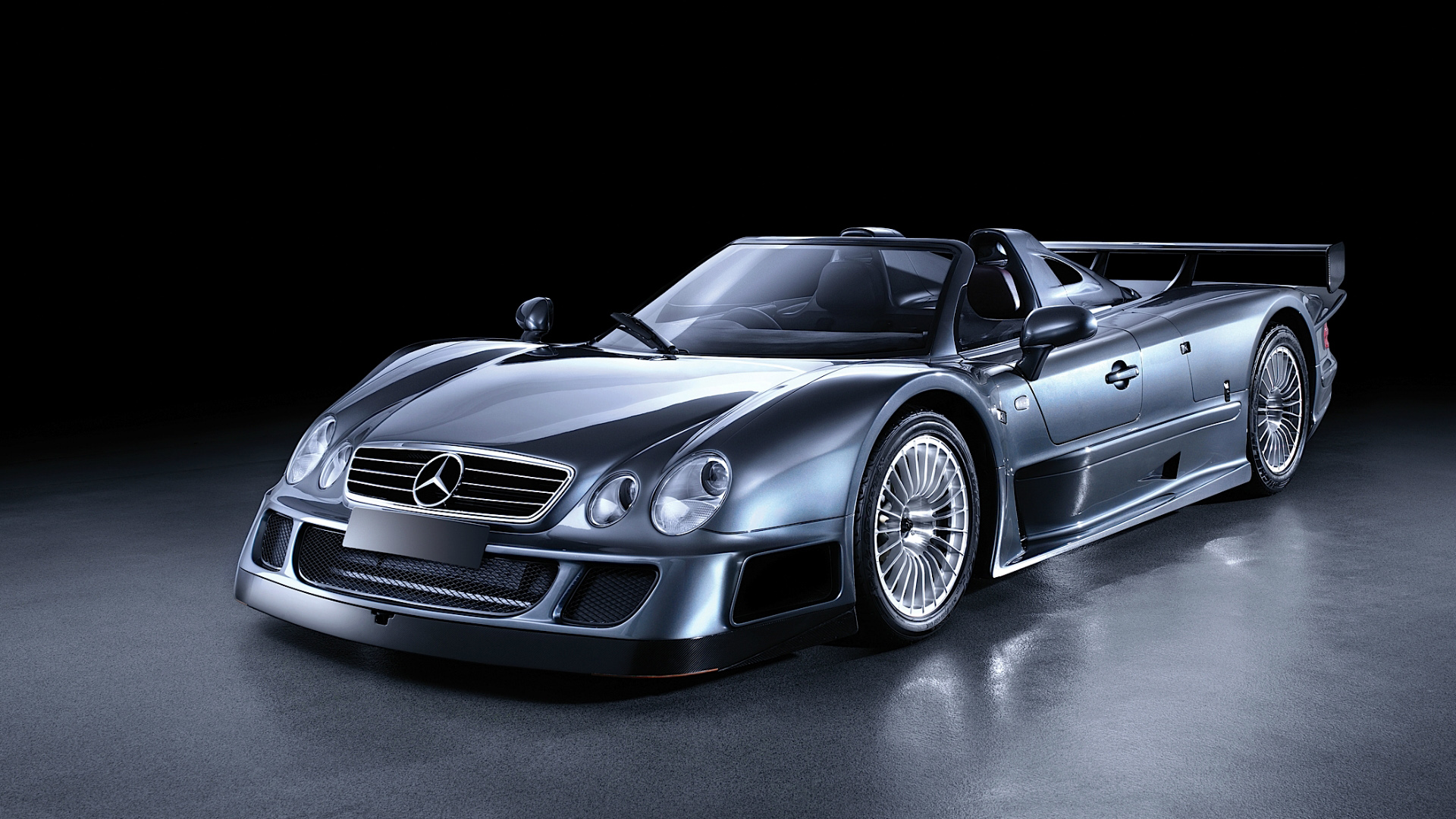 download Mercedes CLK GTR Most Expensive Car-2016