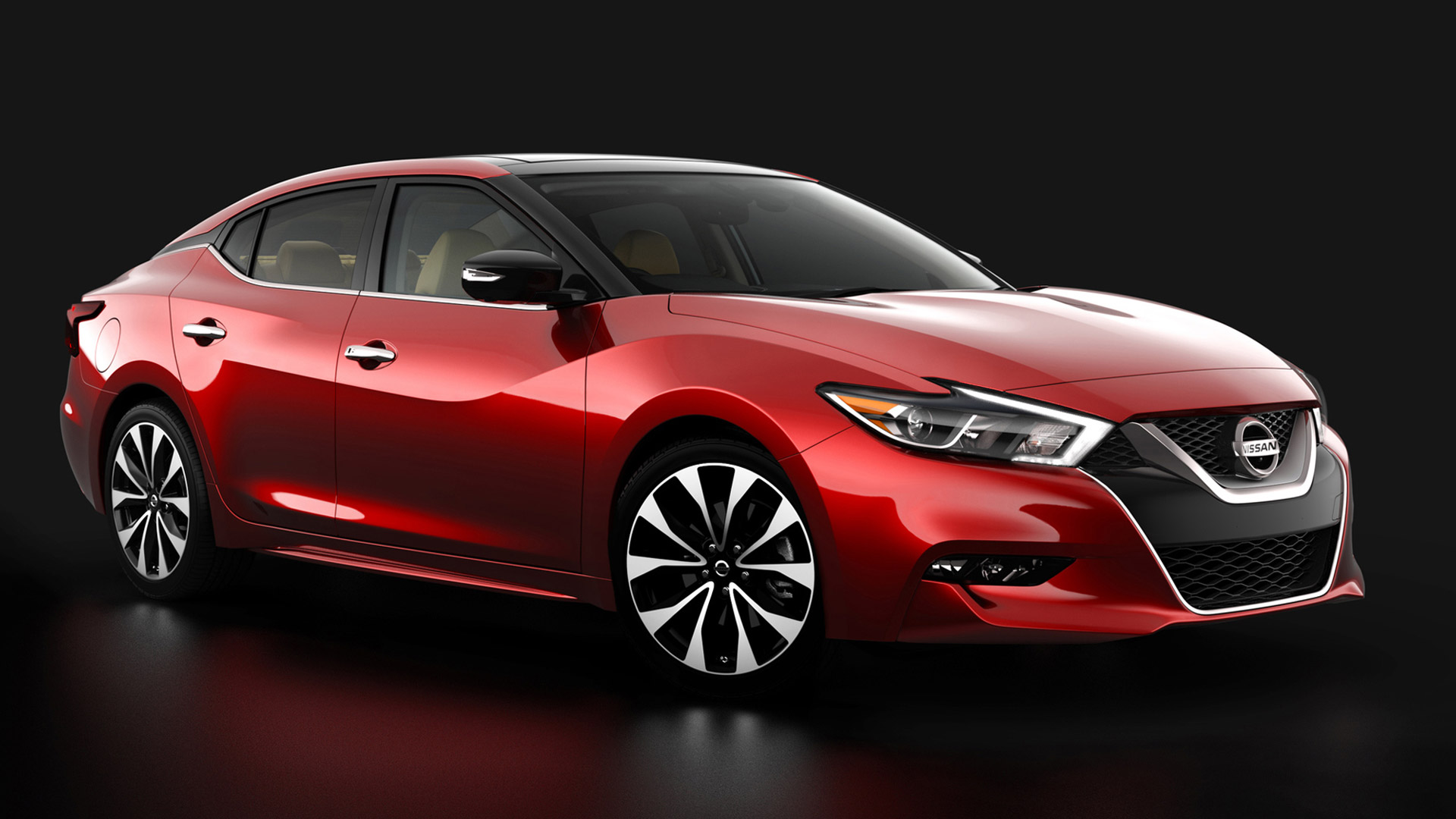 download Nissan Maxima Sedan-2016