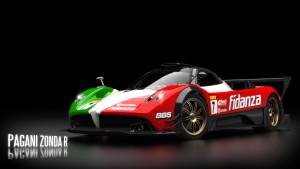 download Pagani Cars-2015