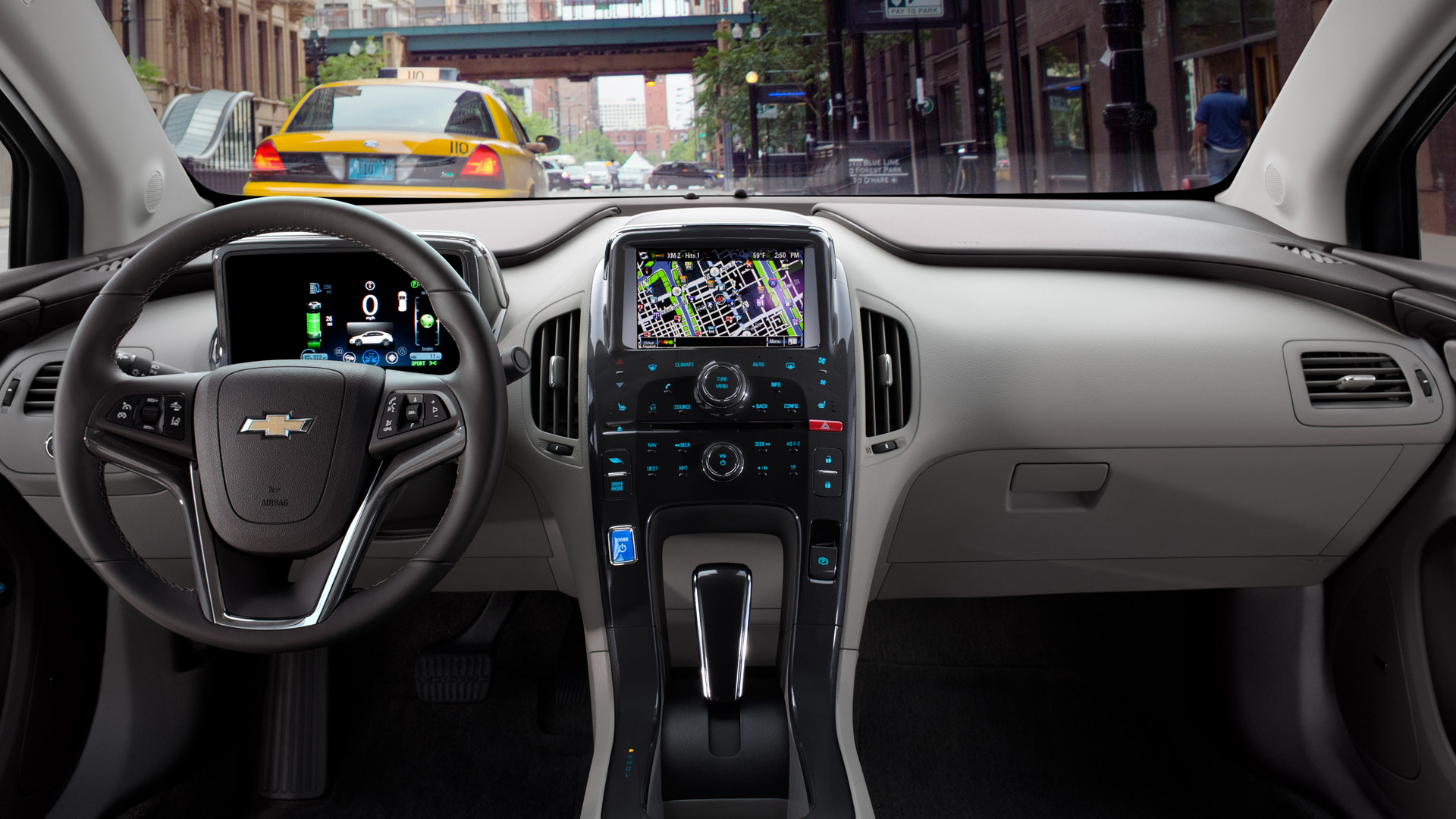 download Volt Car Interior-1920x1080 Wallpapers