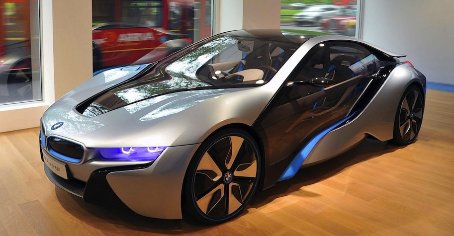 download i8 BMW Most Costly Car-2015