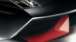 download lamborghini Aventador Close Up Pictures