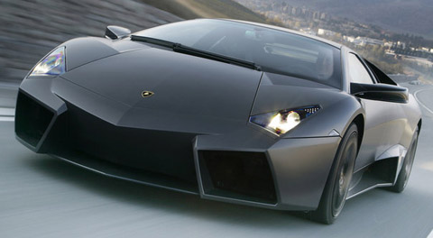Lamborghini Reverent-Expensive Car
