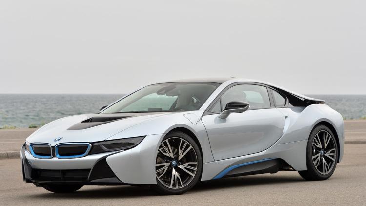 2016 BMW i8 Car