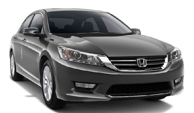 2016 Honda Accord Sedan Front View