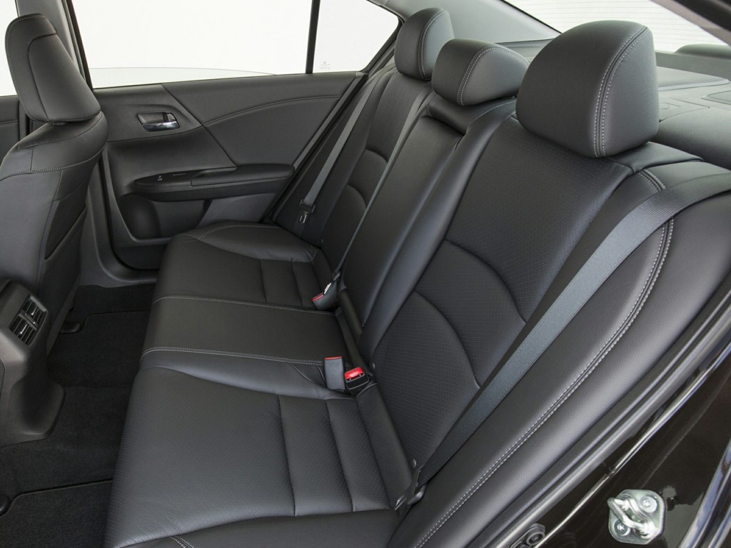 2016 Honda Accord Sedan Interior