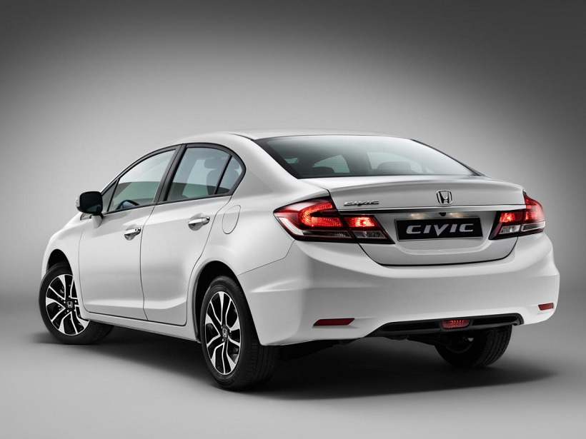 Honda Civic Sedan 2016 Euro-spec