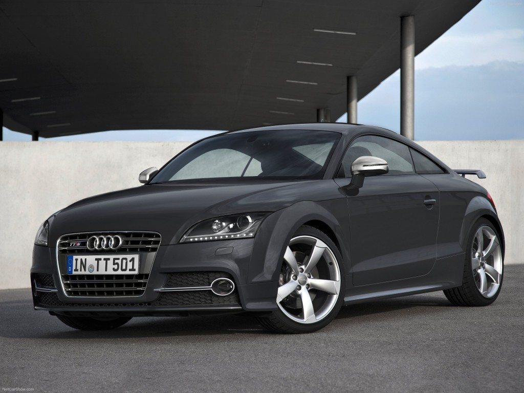 2016 Audi TT Coupe gains New Edge