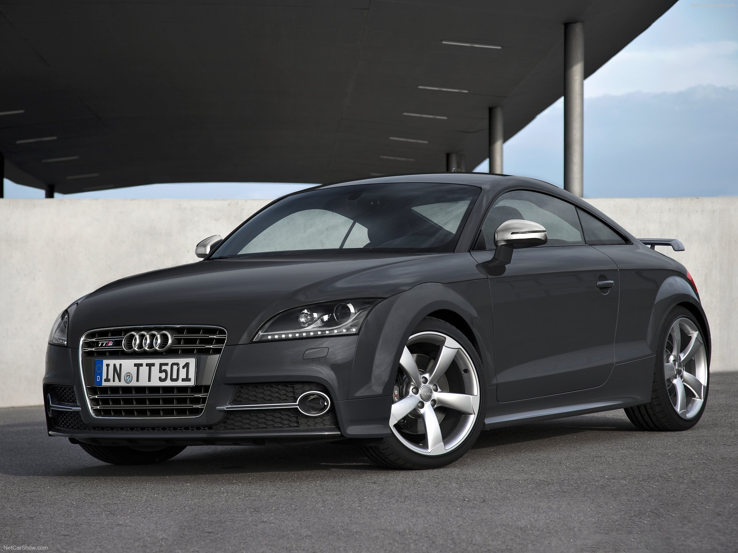 2016 audi tt coupe gains new edge. Black Bedroom Furniture Sets. Home Design Ideas