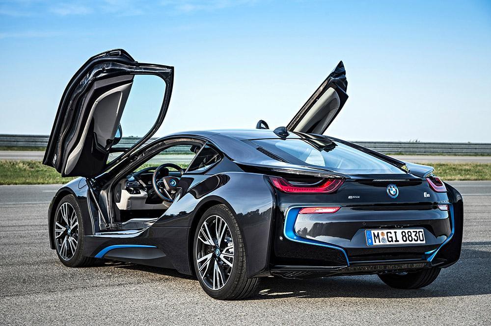 BMW-i8 UK