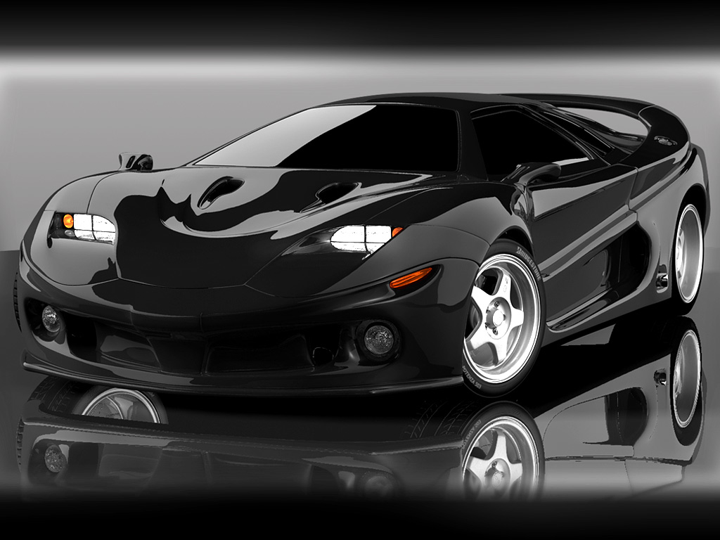 download Black Sports Lush Car Wallpapers