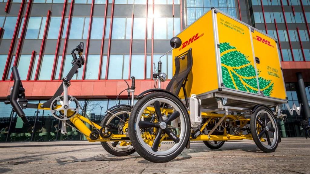 Cargo bike Velove Armadillo