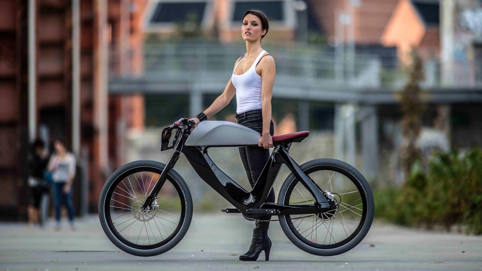 Exotic bike: SPA Bicicletto