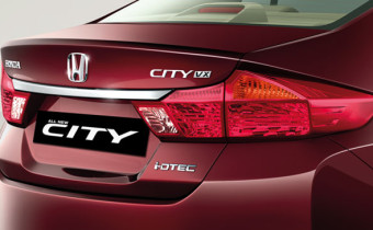 Honda City Car Model 2016
