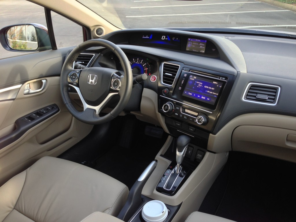 New model honda civic 2016 price in pakistan pictures and - 2016 honda civic si coupe interior ...