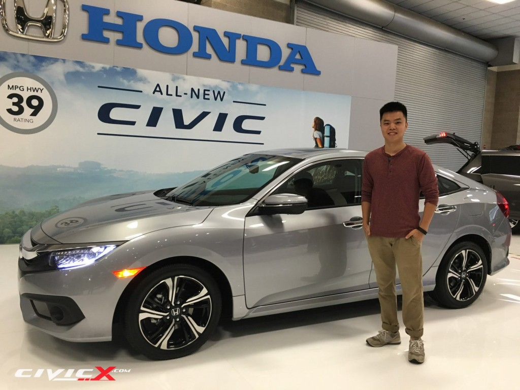 Honda Civic 2016 Model in Pakistan