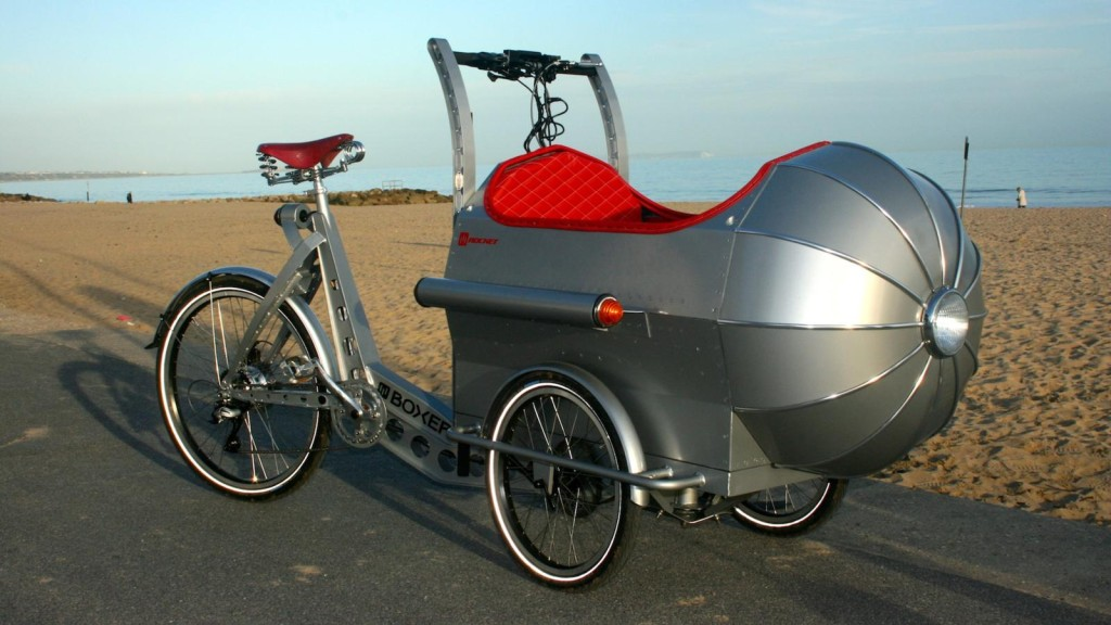 Kid-friendly bike: Boxer Rocket