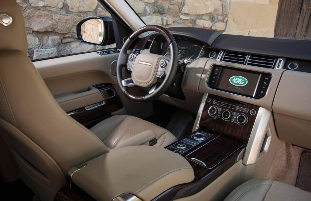 Land Rover Range Rover Td6-4