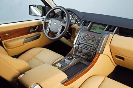 Land Rover Range Rover Td6-5