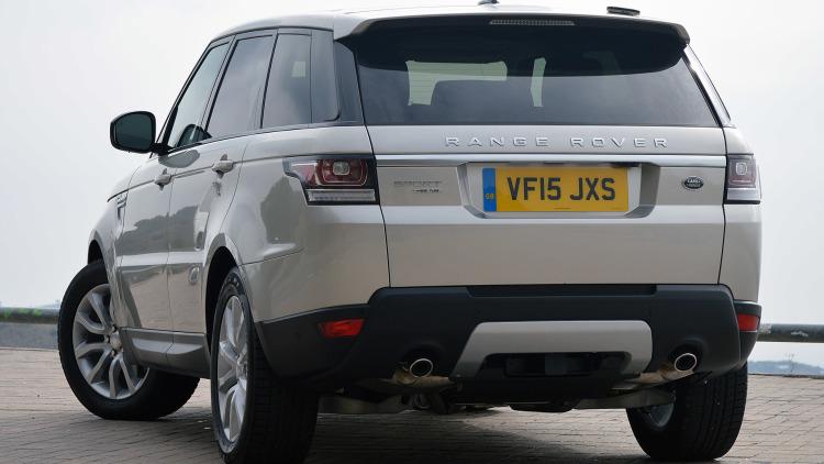 Land Rover Range Rover Td6-6