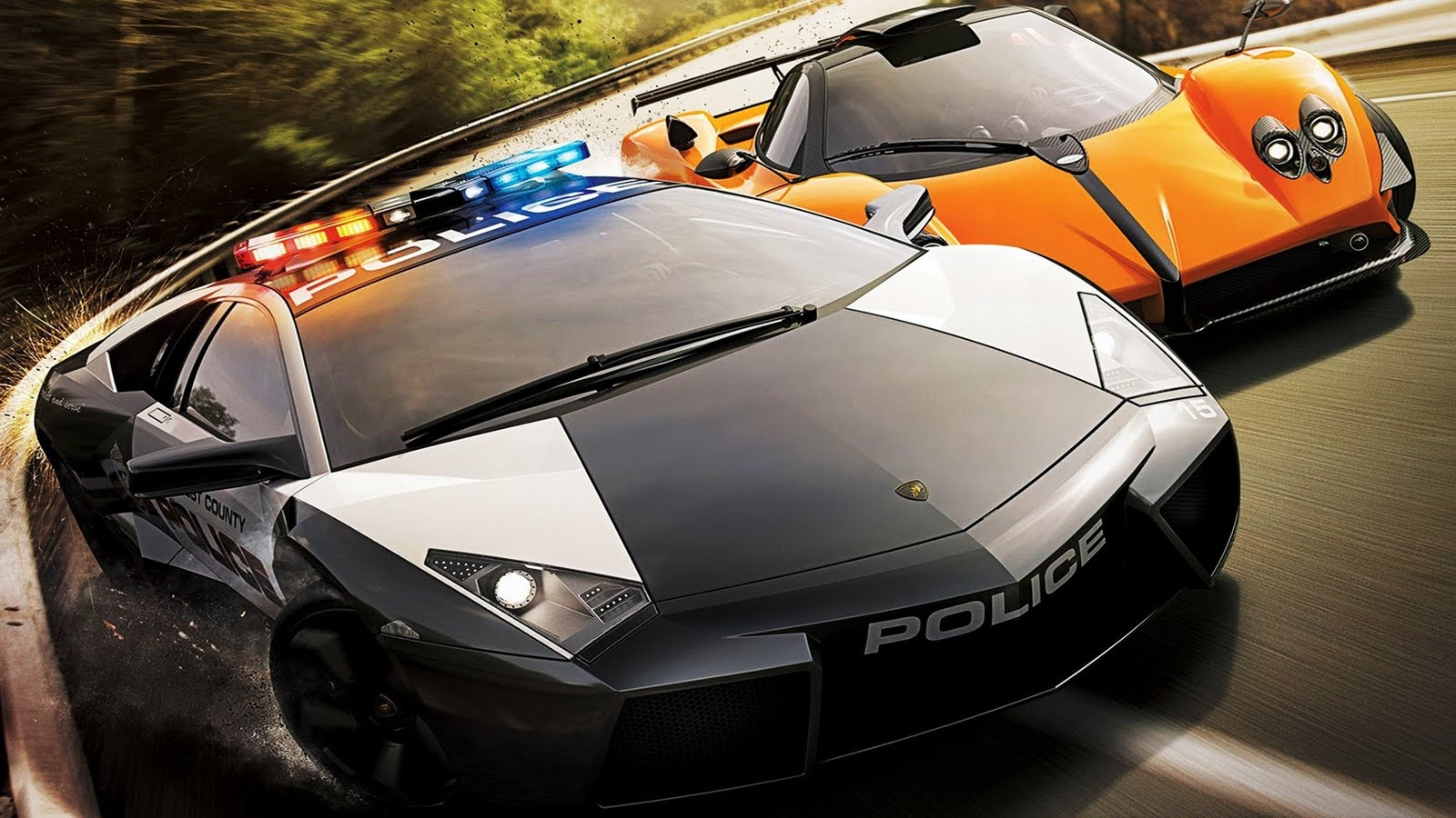 download Latest Car for Police Wallpapers