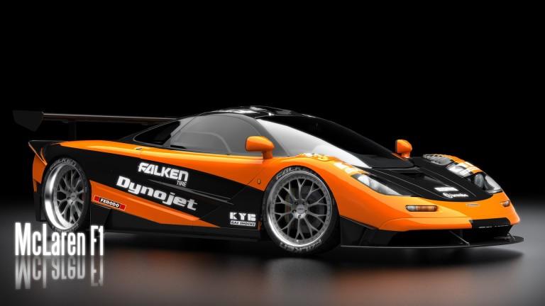 download Mclaren F1 Car Photos
