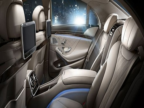 Mercedes-Benz AMG GT S-3