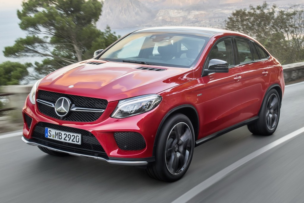 Mercedes-Benz GLE Face lift expected launch in India by JAN 2016
